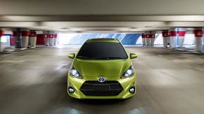 Get a brochure for a 2016 Prius c