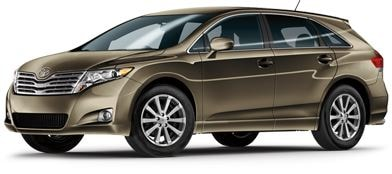 Toyota Venza Scheduled Maintenance Guide