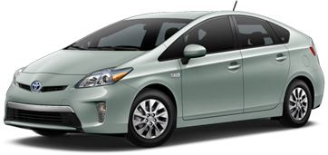 Toyota Prius Plug-in Scheduled Maintenance Guide