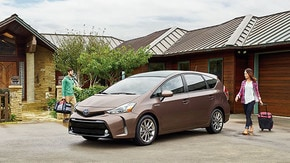 Get a brochure for a 2017 Prius v
