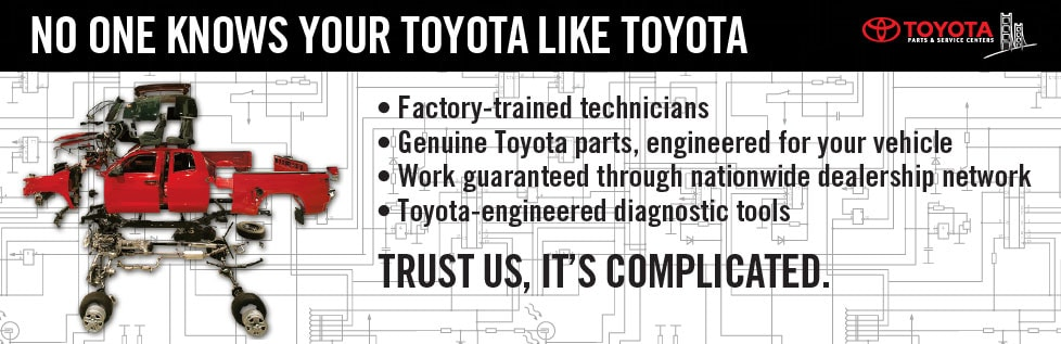 Toyota of Santa Barbara Service Department | Toyota Service Center in Goleta CA