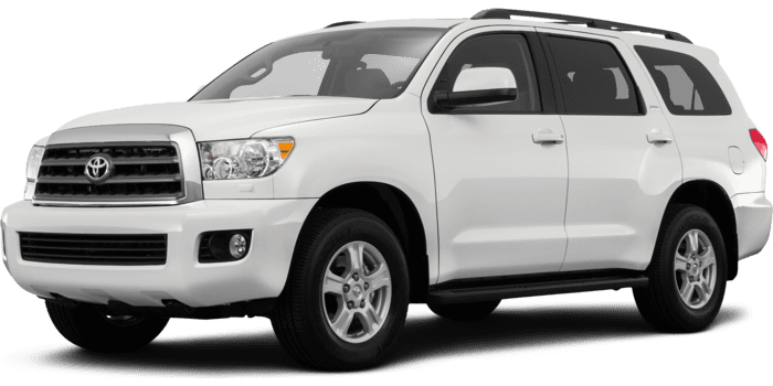 Rent a Toyota Sequoia