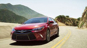 Get a brochure for a 2017 Camry