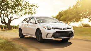 Get a brochure for a 2016 Avalon