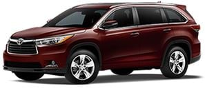 Toyota Highlander Scheduled Maintenance Guide
