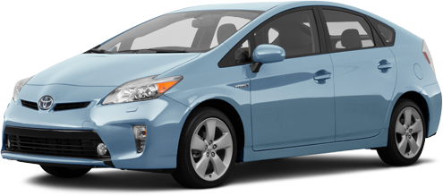 Toyota Prius Scheduled Maintenance Guide