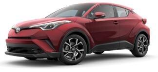 Rent a Toyota C-HR XLE & Premium