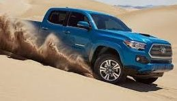 Get a brochure for a 2017 Tacoma