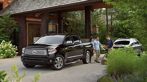Get a brochure for a 2016 Tundra