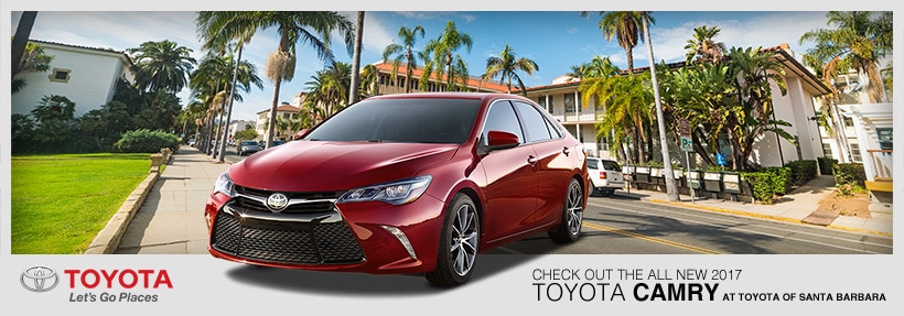View a new 2017 Toyota Camry image