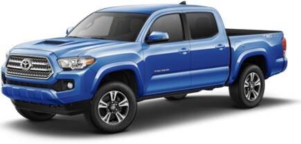 Rent a 2016 Toyota Tacoma