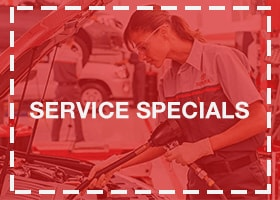 Service Specials at Toyota Santa Barbara