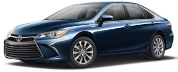 Toyota Camry Hybrid Scheduled Maintenance Guide