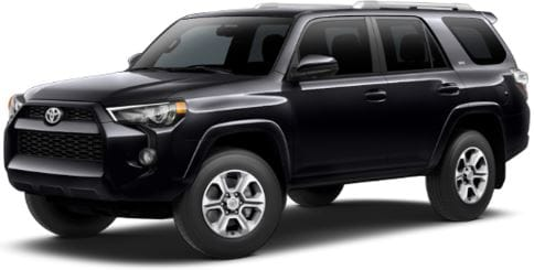 Toyota 4Runner lease offer at Toyota of Santa Barbara