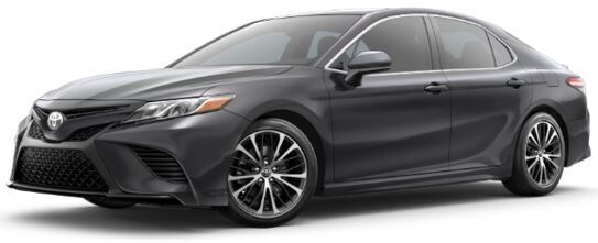 Toyota Camry Lease Offer at Toyota of Santa Barbara in Goleta, CA