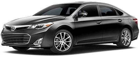 Toyota Avalon Scheduled Maintenance Guide