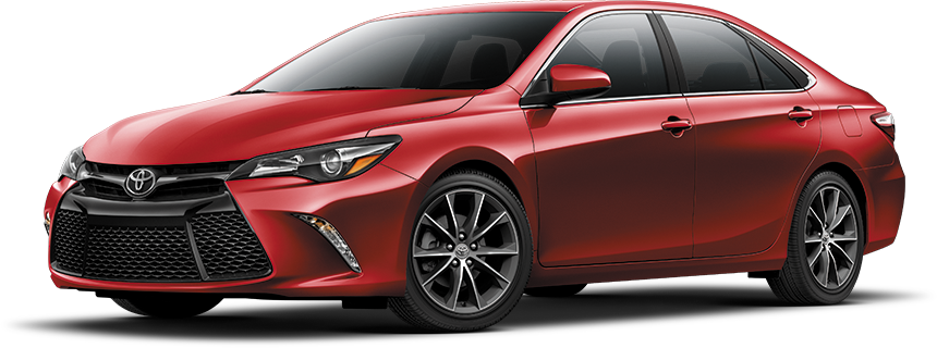 Toyota Camry Scheduled Maintenance Guide
