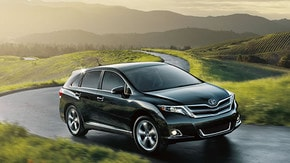 Get a brochure for a 2015 Venza