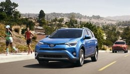 Get a brochure for a 2016 Rav 4