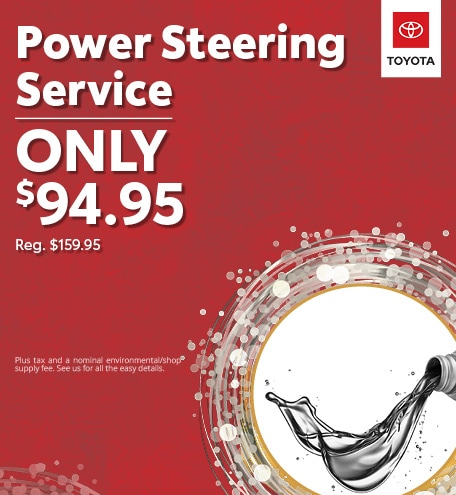 Power Steering Service