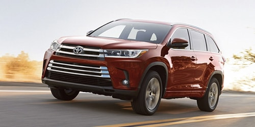 New Toyota Highlander Hybrid in Sylacauga AL