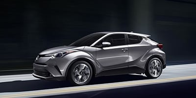 New Toyota C-HR in Sylacauga AL