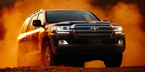 New Toyota Land Cruiser in Sylacauga AL