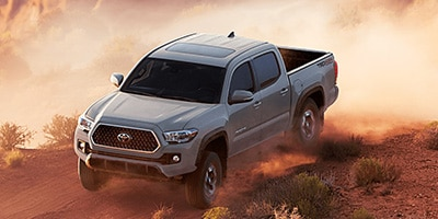 New Toyota Tacoma in Sylacauga AL