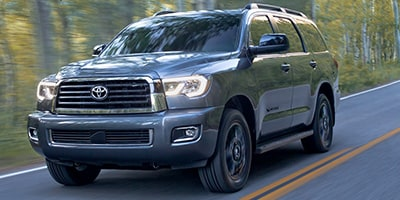 New Toyota Sequoia in Sylacauga AL