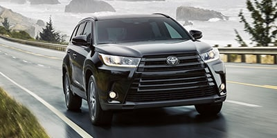 New Toyota Highlander in Sylacauga AL