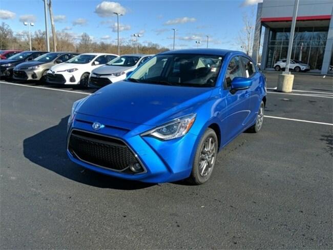 New 2019 Toyota Yaris Sedan XLE Auto Sedan Terre Haute, IN