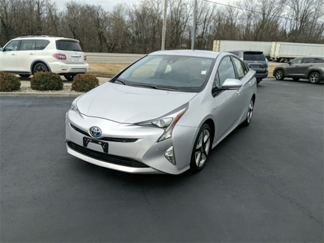 Used 2016 Toyota Prius Four Touring Hatchback Terre Haute, IN
