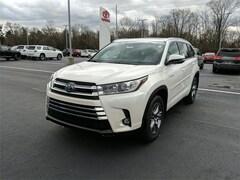 2019 Toyota Highlander Hybrid Hybrid Limited Platinum V SUV