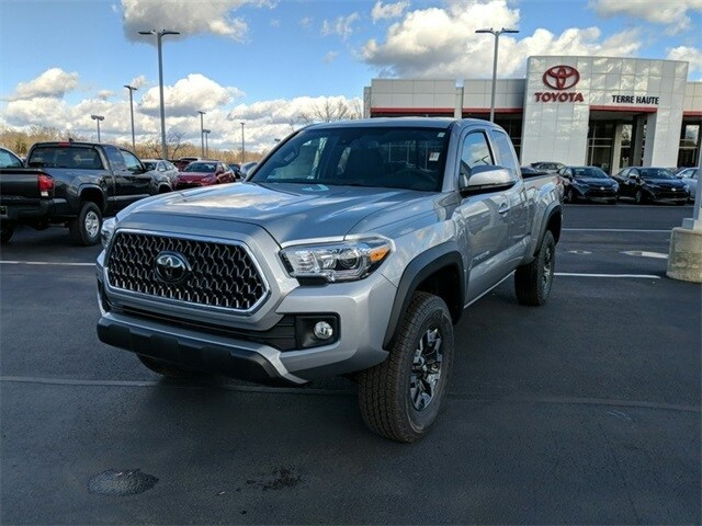 New 2019 Toyota Tacoma Trd Off Road Access Cab 6 For Sale In Terre