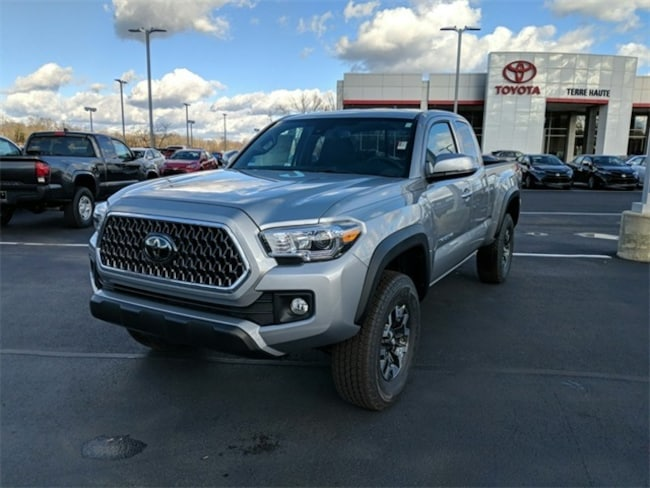 New 2019 Toyota Tacoma TRD OFF Road Access CAB 6 Truck Access Cab Terre Haute, IN