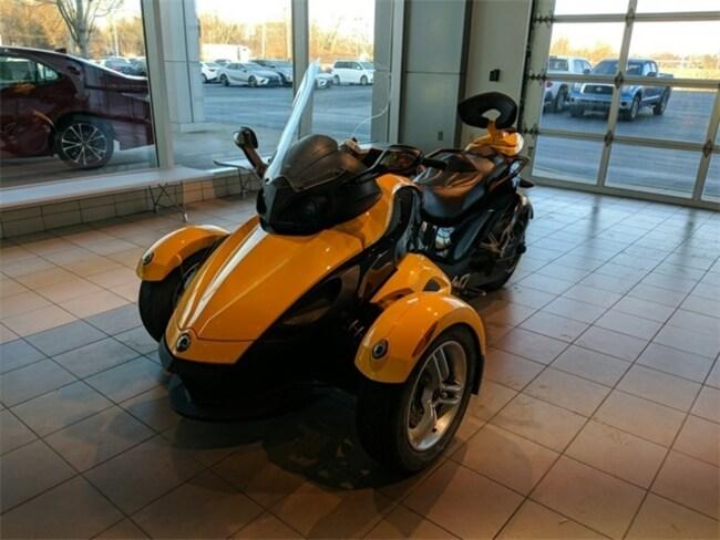 Used 2009 Can-Am Spyder Trike Terre Haute, IN