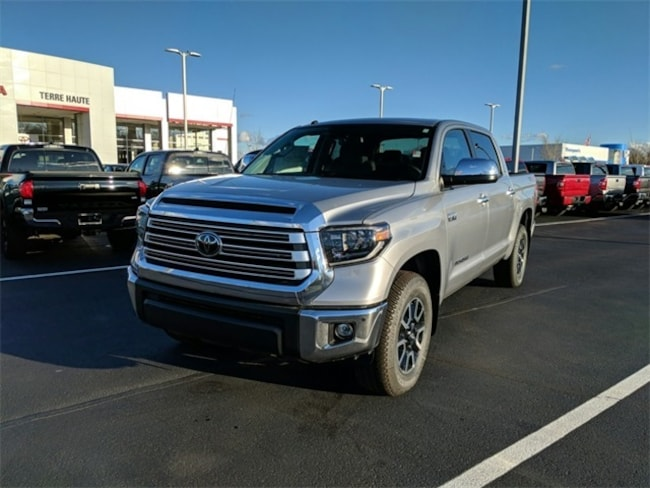 New 2019 Toyota Tundra Limited Crewmax 5.5 BED Truck CrewMax Terre Haute, IN