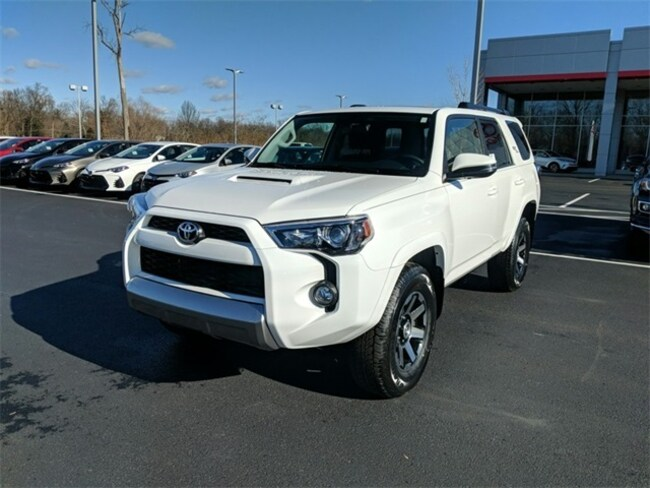 New 2019 Toyota 4Runner TRD OFF Road Premium 4WD SUV Terre Haute, IN