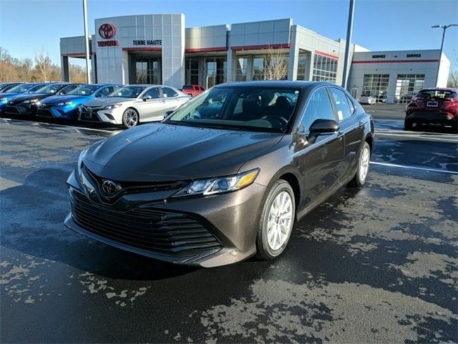 New 2019 Toyota Camry LE Auto Sedan Terre Haute, IN