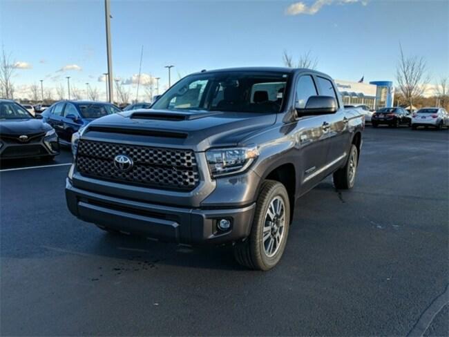 New 2019 Toyota Tundra SR5 Crewmax 5.5 BED 5.7L Truck CrewMax Terre Haute, IN