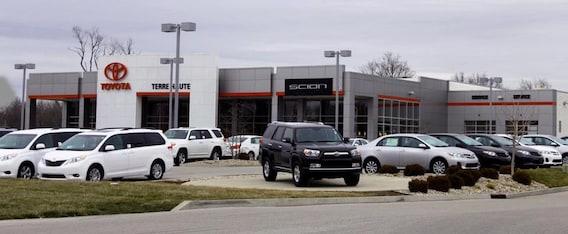 Terre Haute Car Dealerships >> About Toyota Of Terre Haute