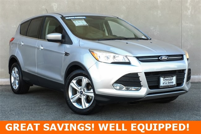 Used 2015 Ford Escape SE SUV 1FMCU0G79FUC14129 in Cathedral City