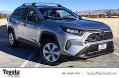 New 2019 Toyota RAV4 LE SUV 2T3H1RFV1KW006945