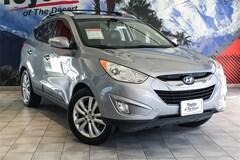 Used 2012 Hyundai Tucson Limited (A6) SUV KM8JU3AC4CU343227