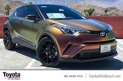 New 2019 Toyota C-HR LE SUV JTNKHMBX0K1038016