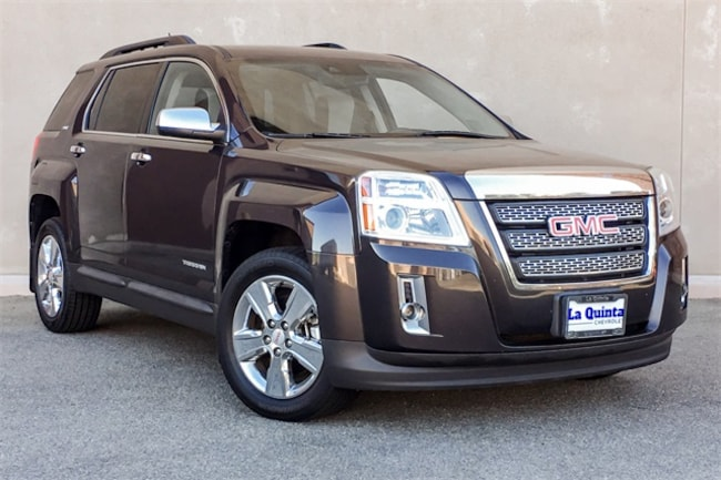 Used 2015 GMC Terrain SLT-1 SUV 2GKALSEKXF6250304 in Cathedral City