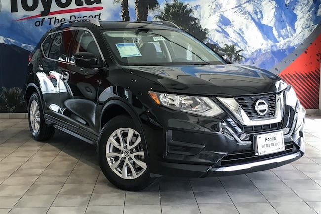 Used 2017 Nissan Rogue SV SUV KNMAT2MV8HP509463 in Cathedral City