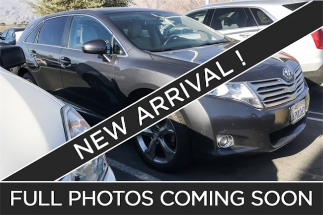Used 2010 Toyota Venza Base V6 Crossover 4T3ZK3BB7AU033530 in Cathedral City