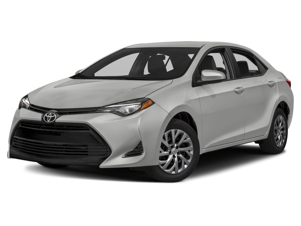 Featured New 2017 Toyota Corolla XLE Sedan for sale in Cathedral City, CA
