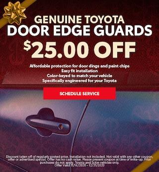Black Friday Door Edge Guards